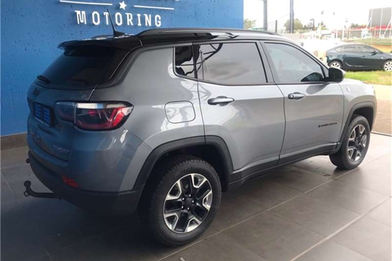 Jeep Compass 2.4 A/T 2019
