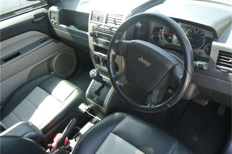 Jeep Compass 2.4L Limited 2007