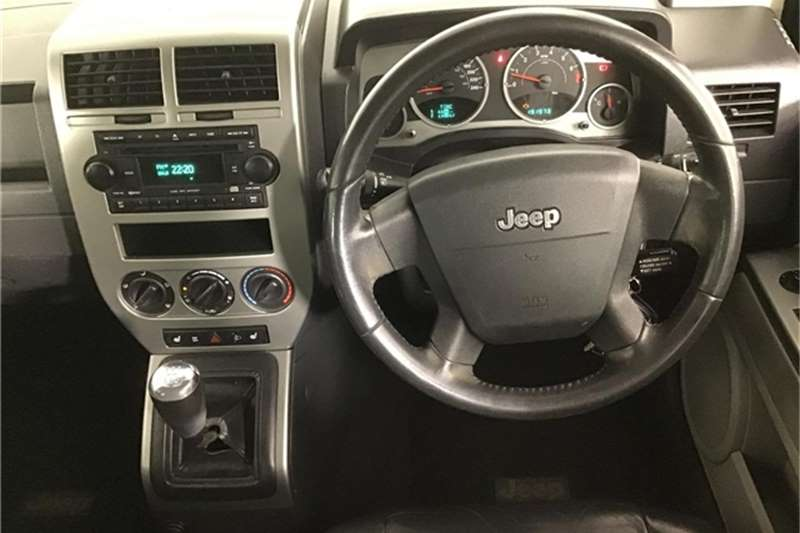 Jeep Compass 2.4L Limited 2007