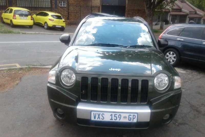 Jeep Compass 2.4L Limited 2008
