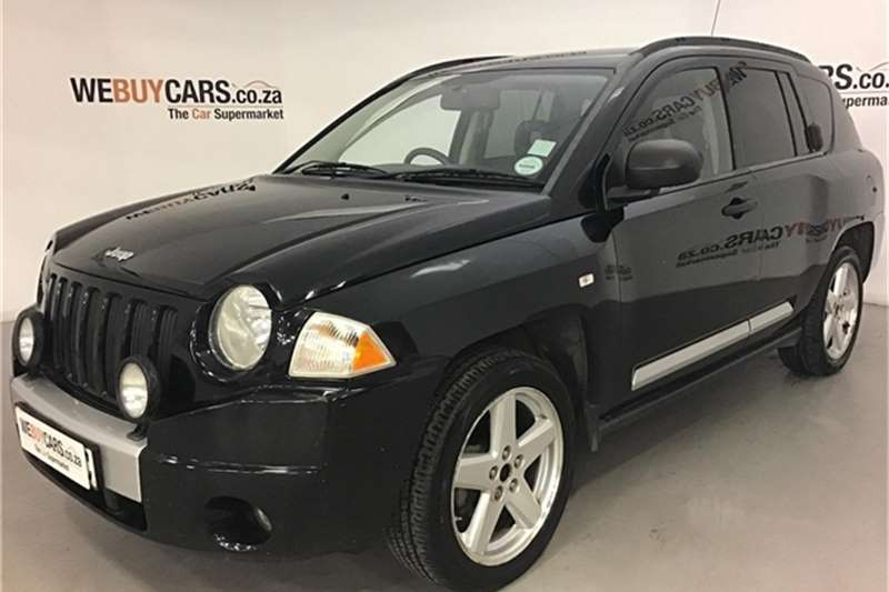 Jeep Compass 2.4L Limited CVT 2007