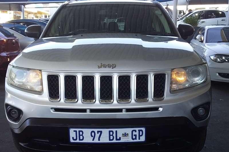 2012 Jeep Compass 2.0L Limited auto