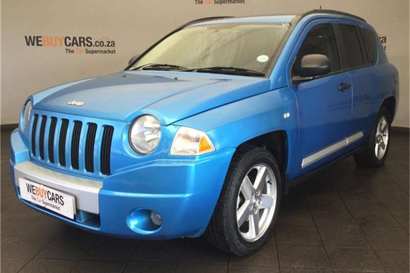 2008 Jeep Compass 2.4L Limited