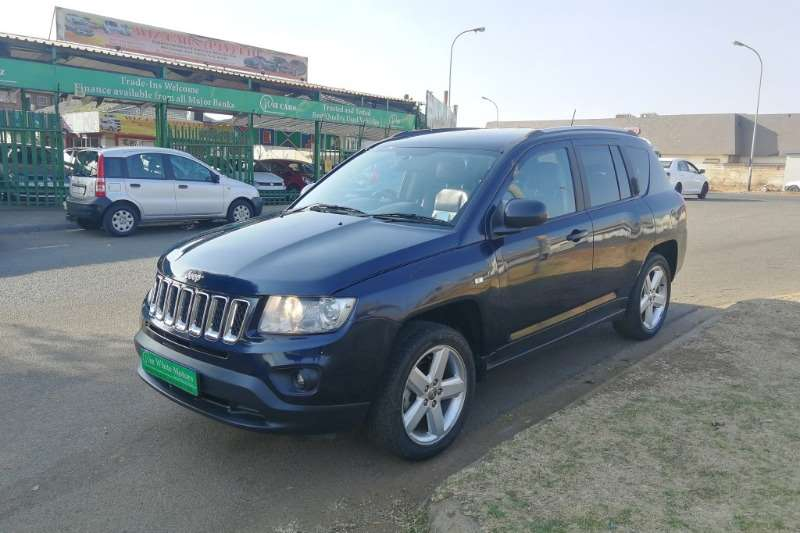 2013 Jeep Compass 2.0L CRD Limited