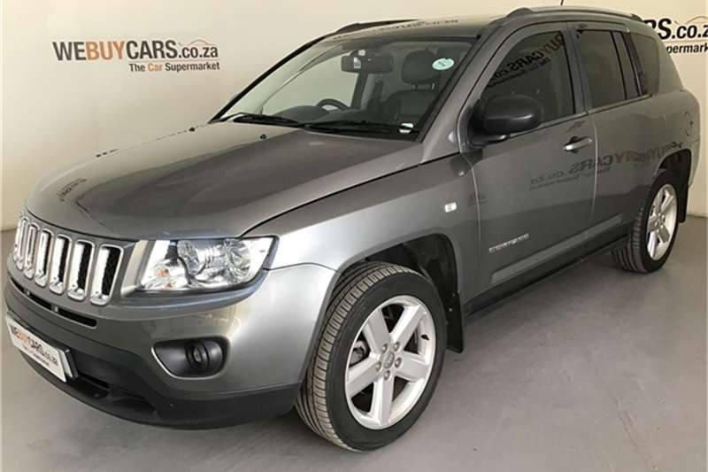 2012 Jeep Compass 2.0L Limited auto