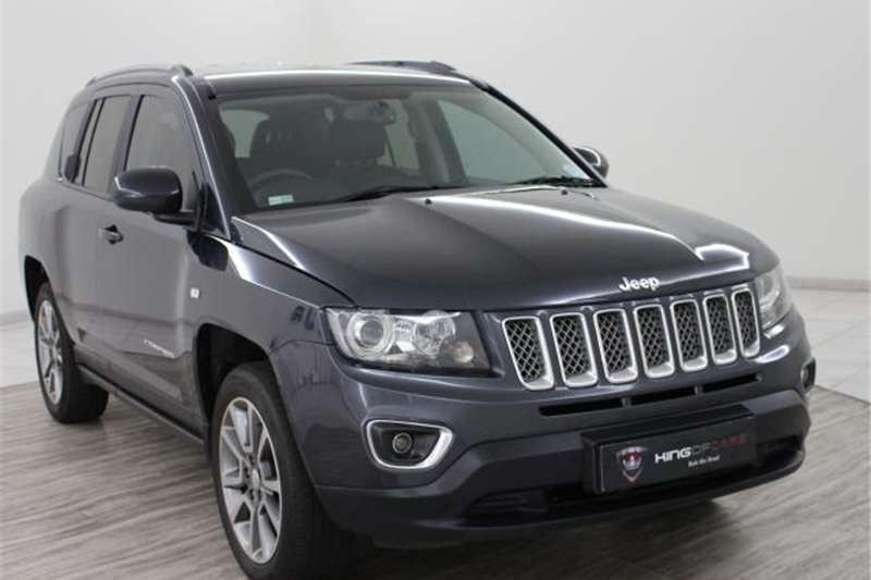 2014 Jeep Compass 2.0L Limited