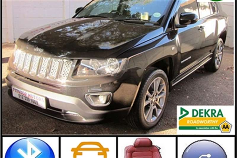 2014 Jeep Compass 2.0L Limited
