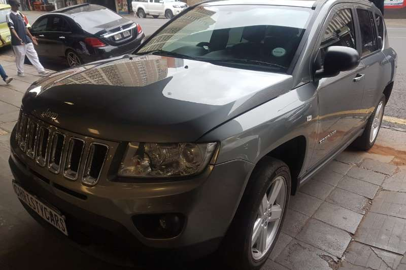 2013 Jeep Compass 2.0L Limited auto