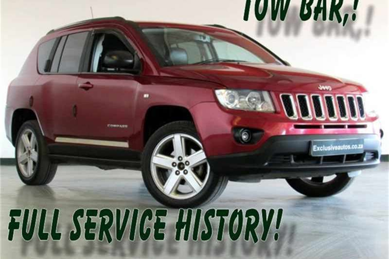 2013 Jeep Compass 2.0L Limited