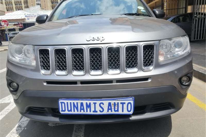 2012 Jeep Compass 2.0L CRD Limited