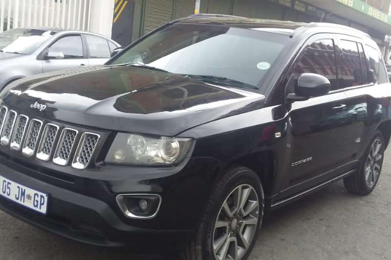 2014 Jeep Compass 2.4L Limited