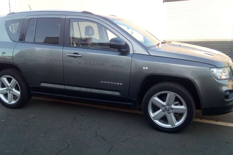 2013 Jeep Compass 2.0L Limited auto