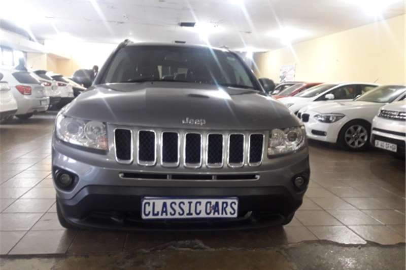 2013 Jeep Compass 2.4L Limited