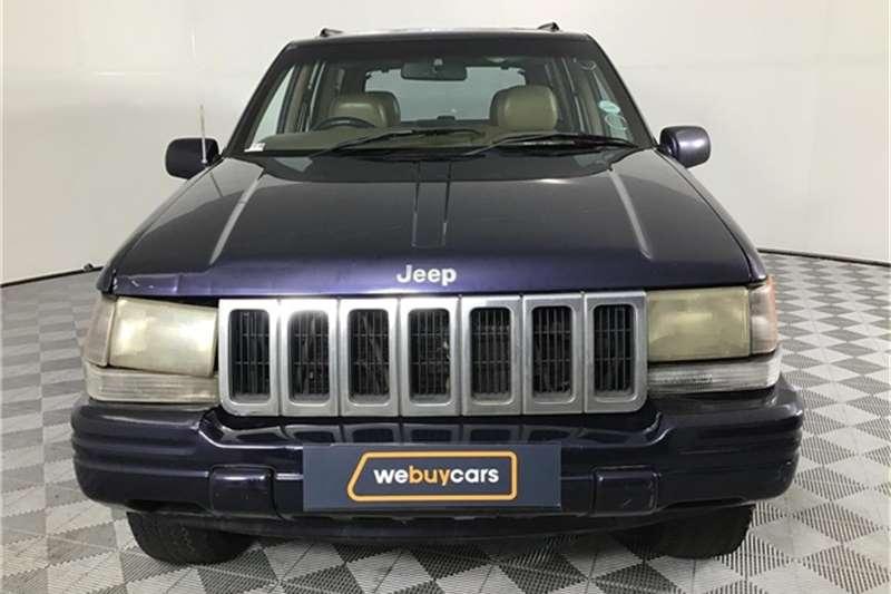 Used 1998 Jeep Grand Cherokee