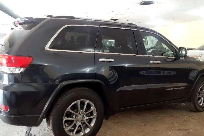 Used 2015 Jeep Grand Cherokee GRAND CHEROKEE 3.0 V6 LIMITED