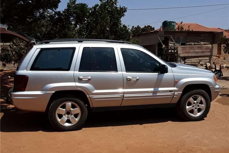 Jeep Grand Cherokee 3.0CRD Laredo 2002