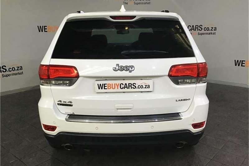Jeep Grand Cherokee 3.0CRD Laredo 2018
