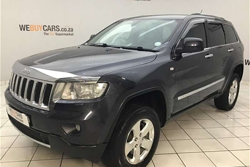 Jeep Grand Cherokee 3.0CRD Limited 2012