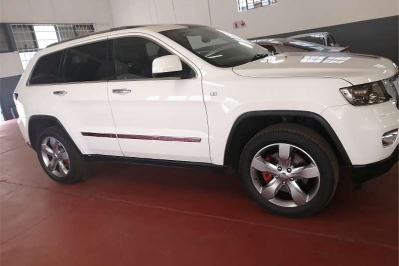 Used 2012 Jeep Grand Cherokee 3.0CRD Limited