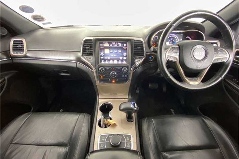 2014 Jeep Grand Cherokee Grand Cherokee 3.0CRD Limited