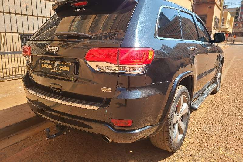 Used 2014 Jeep Grand Cherokee 3.0CRD Limited