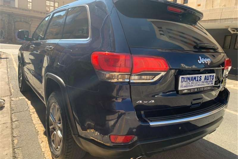 Jeep Grand Cherokee 3.0CRD Limited 2015