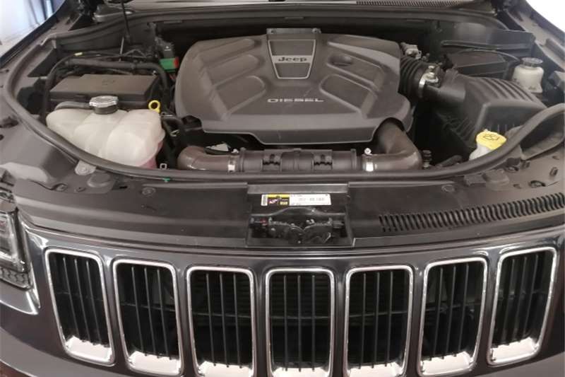 Used 2015 Jeep Grand Cherokee 3.0CRD Limited
