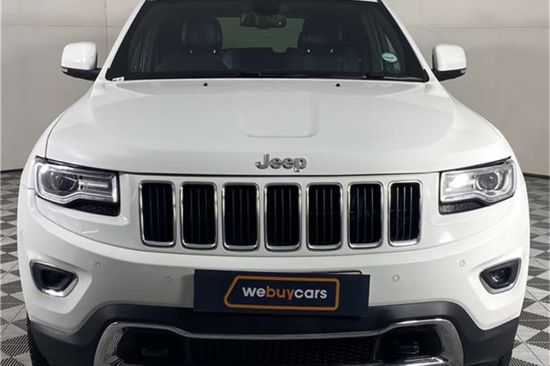 2015 Jeep Grand Cherokee Grand Cherokee 3.0CRD Limited