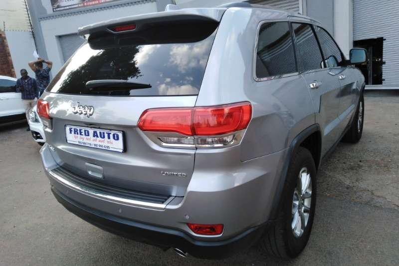 Used 2016 Jeep Grand Cherokee 3.0CRD Limited