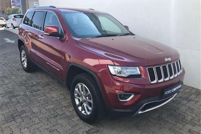 Jeep Grand Cherokee 3.0CRD Limited 2019