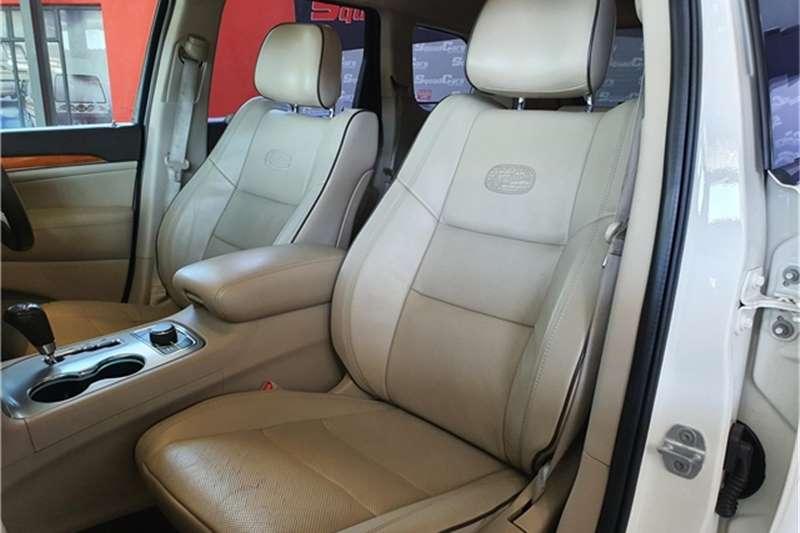 Jeep Grand Cherokee 3.0CRD Overland 2012