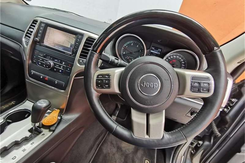 Jeep Grand Cherokee 3.0CRD Overland 2012