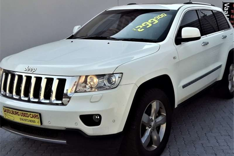 Jeep Grand Cherokee 3.0CRD Overland 2013