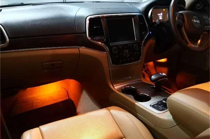 Jeep Grand Cherokee 3.0CRD Overland 2014