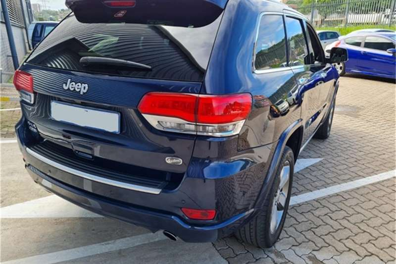 Jeep Grand Cherokee 3.0CRD Overland 2014
