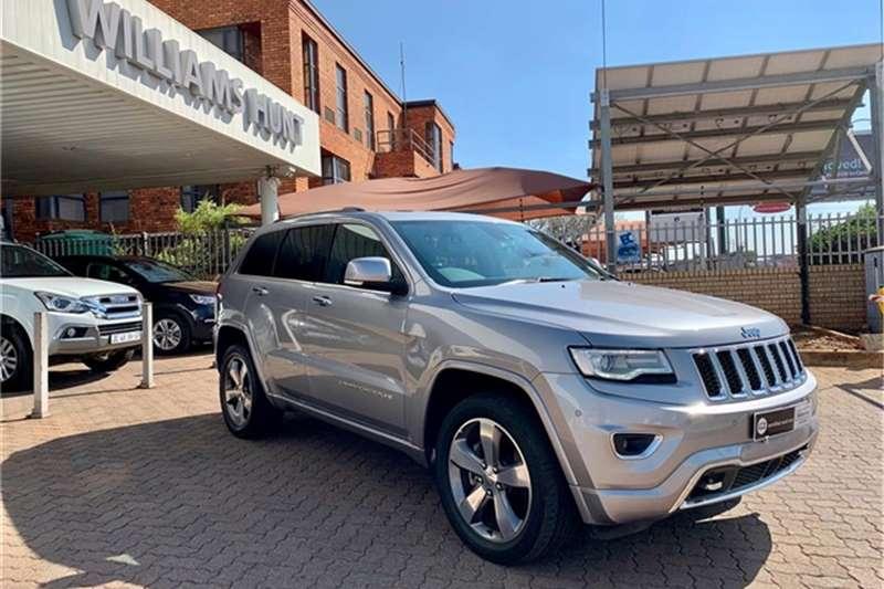 Jeep Grand Cherokee 3.0CRD Overland 2018
