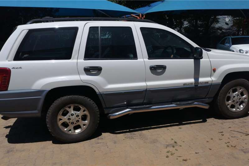 Used 2001 Jeep Grand Cherokee 3.0CRD Overland Off Road Adventure