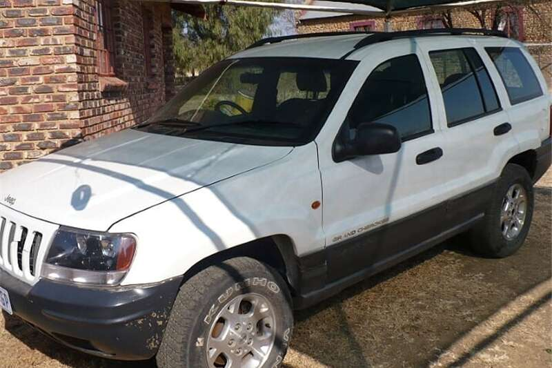 Jeep Grand Cherokee 3.0L CRD 75TH 2000