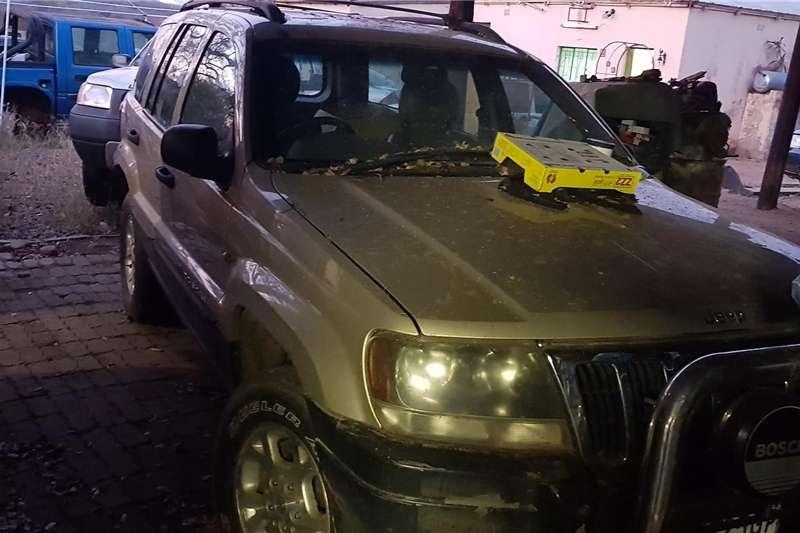 Jeep Grand Cherokee 3.0L CRD Laredo 2001