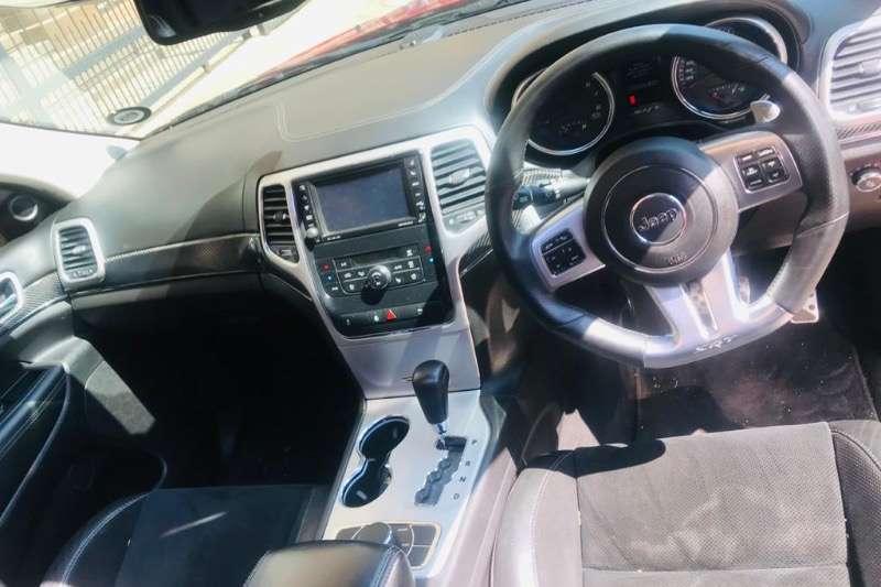 Jeep Grand Cherokee 3.0L CRD Laredo 2013