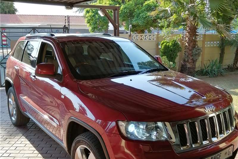 Jeep Grand Cherokee 3.0L CRD Overland 2013