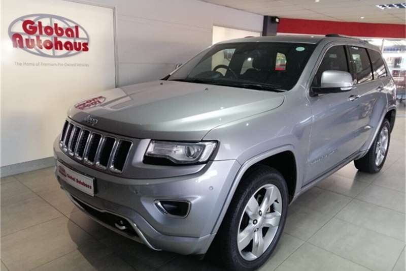 Jeep Grand Cherokee 3.0L CRD Overland 2015