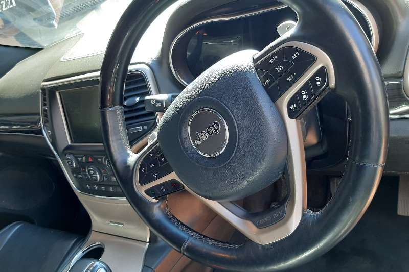 Used 2014 Jeep Grand Cherokee 3.0LCRD Limited