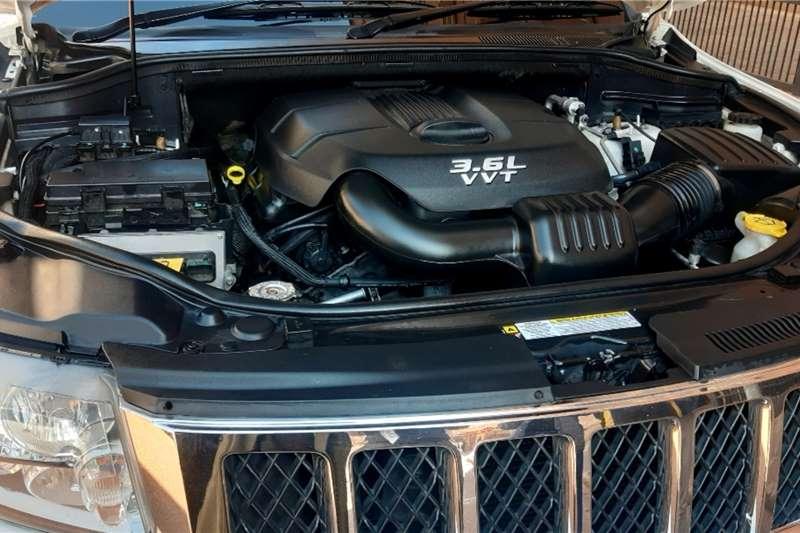 Used 2012 Jeep Grand Cherokee GRAND CHEROKEE 3.6 LIMITED