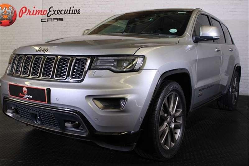 Jeep Grand Cherokee 3.6L 75TH 2018