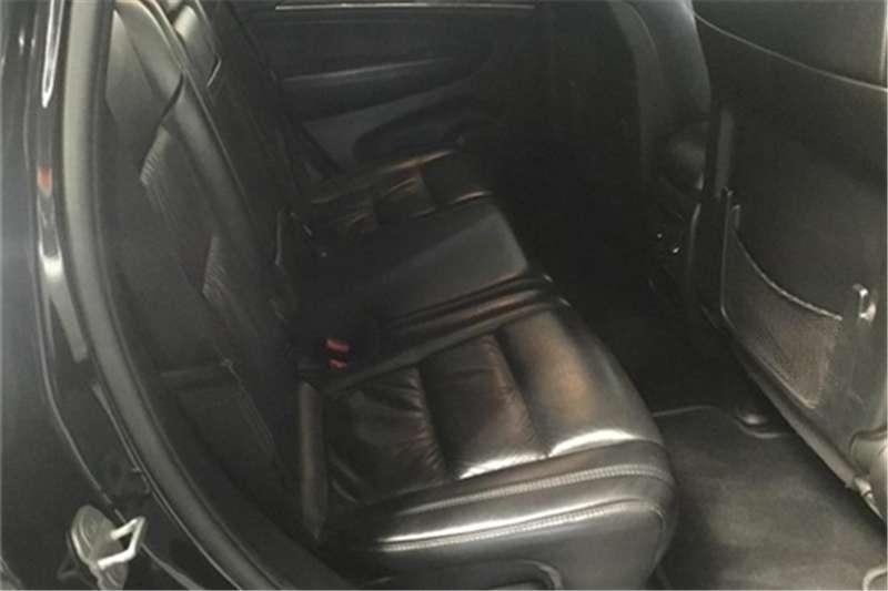 Jeep Grand Cherokee 3.6L Limited 2011