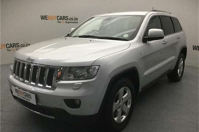 Jeep Grand Cherokee 3.6L Limited 2012