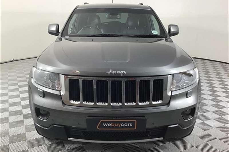 Jeep Grand Cherokee 3.6L Limited 2012