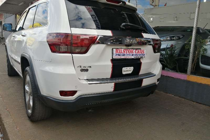 Used 2012 Jeep Grand Cherokee 3.6L Limited