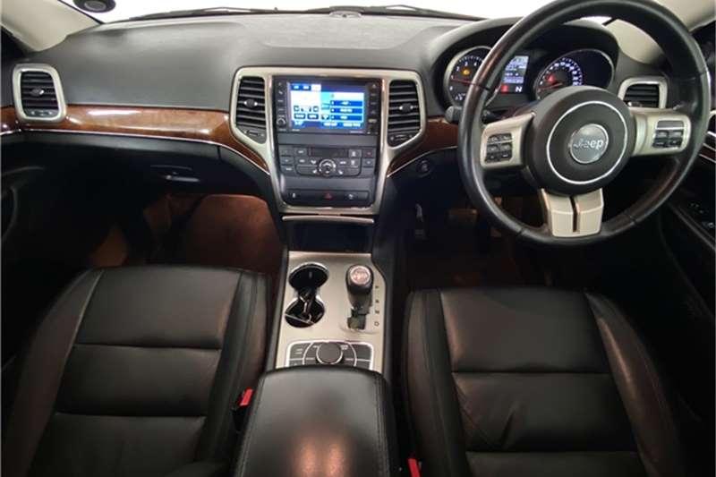 2012 Jeep Grand Cherokee Grand Cherokee 3.6L Limited